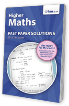 Higher Maths Past Paper Solutions